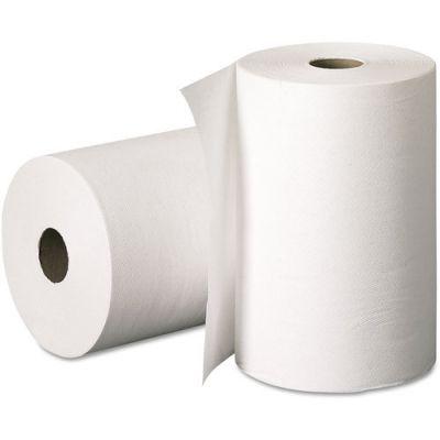 Бумажные полотенца ролевые (рулонные)