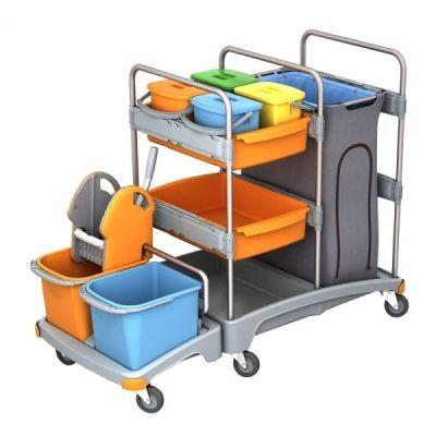 Гостинничные тележки и тележки для уборки