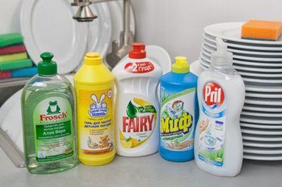 Средства для мойки посуды