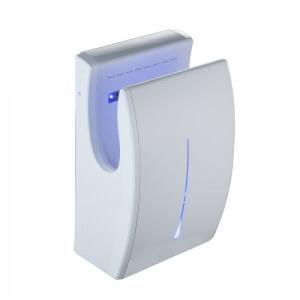 SL-8666 - Экспресс сушилка для рук, пластиковый корпус, белая