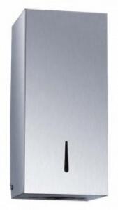Держатель бумаги туалетной в пачках, нержавеющая сталь глянцевая. ZG-1415C