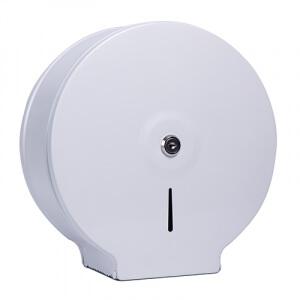 Держатель бумаги туалетной Джамбо. ZG-631White