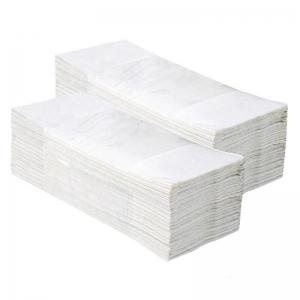 Бумажные полотенца листовые, целлюлозные PRv-160