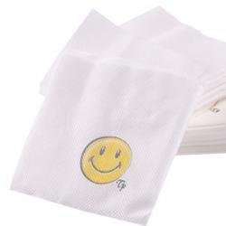 Салфетки столовые бумажные C 52 Smile