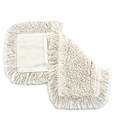 МОП универсальный (вкладыш) с карманами для уборки пола 50 см. NZS029