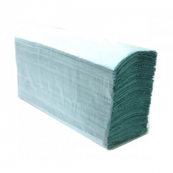 Полотенца бумажные Z-складка BASIC