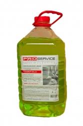 PRO service моющее средство для посуды, Лайм, 5 литров