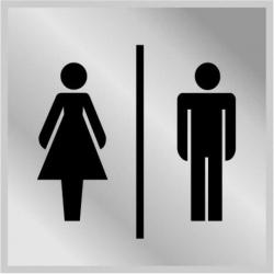 "Табличка ""Туалет "" 3004"