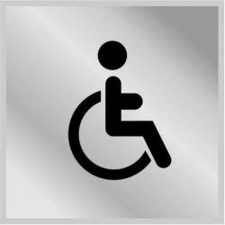 """Табличка """"Туалет для инвалидов"""" 3005"""