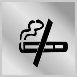 "Табличка "" Не курить "" 3006"