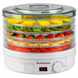GRUNHELM BY1102 Сушилка для овощей и фруктов