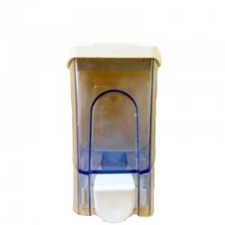 Дозатор жидкого мыла 500 мл прозрачный SS109