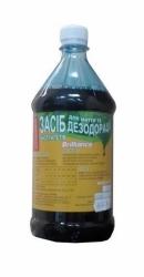 Средство для биотуалетов Брилиантс 1 литр