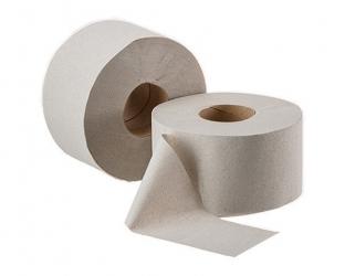 Туалетная бумага рулонная макулатура Джамбо M110