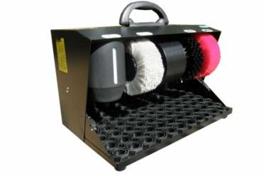 Автоматическая машинка для чистки обуви Мини
