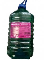Жидкое мыло Brosser 5л Яблоко