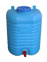 Пластиковый умывальник для дачи 15 литров