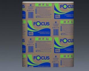 """Бумажное полотенце  Z сложения""""FOCUS OPTIMUM"""""""
