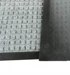 Грязезащитный коврик Ватер-Холд (Water-hold) 180*120 серый